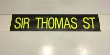 "Liverpool Bus Blind 1994 30"" - Sir Thomas Street"