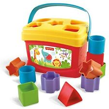 Fisher-Price Baby's First Blocks , NEW BOXED, FREE EXPRESS DELIVERY FROM UK