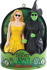 """Wicked """"One Short Day"""" Broadway Musical  2015 Carlton Ornament"""