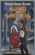 Marion Zimmer Bradley SWORD AND SORCERESS XI First Printing