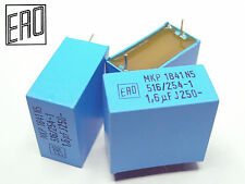ERO - MKP1841 / 1.6uF - 250V Hi-End Audio Grade Capacitors  x 6 PIECES