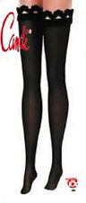 "BLACK FANCY Doll Stockings fit CANDI 16"" Ellowyne Tyler Sybarite NEW"