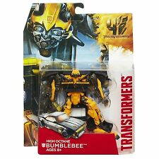 TRANSFORMERS GENERATIONS AGE OF EXTINCTION DELUXE CLASS HIGH OCTANE BUMBLEBEE
