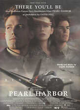 There You'll Be from Pearl Harbour - Faith Hill - 2001 Sheet Music