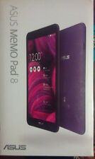New/Sealed ASUS MeMO Pad 8 ME181C-A1-PR 16GB 8-inch Android Tablet (Purple)