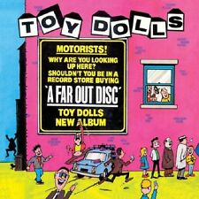 Toy Dolls A Far Out Disc CD+Bonus Tracks NEW SEALED 2007 Punk Deidree's A Slag+
