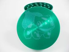 Pokemon Bulbasaur Laser Etched 4 Piece Metal Grinder