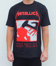 RGM835 Metallica Kill Em All T-shirt Size Medium