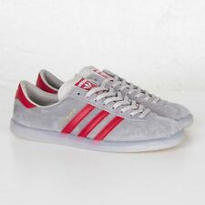 Adidas Hochelaga Spezial S74864 Light Onix Men Size US 8 New 100% Authentic