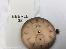 EBERLE 38 FOR PARTS /REPAIR SOLD AS IS