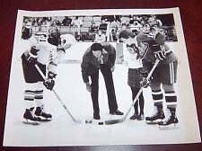 Baltimore Clippers vs Nova Scotia Vees 1970's  from the Woody Ryan Collection