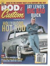 ROD & CUSTOM MAGAZINE August 2004 Jay Leno AL