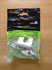 "Wolseley / Center 2""(50mm) Zinc Plated Automatic Gate Catch -S17166 With Fixings"