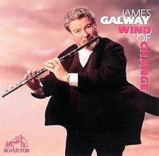 James Galway: Wind of Change (CD)