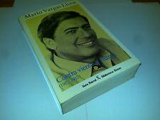 CONTRA VIENTO Y MAREA 1962-1982 (MARIO VARGAS LLOSA) 1983 LIBRO RARO