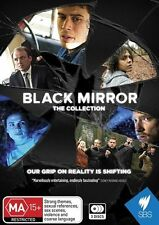 Black Mirror - The Collection DVD NEW