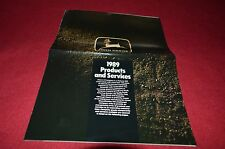 John Deere 1989 Products & Services Dealer's Brochure YABE8