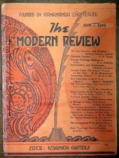 India Modern Review April 1949 Gandhi on Partition in his own words
