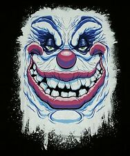 """Killer Klowns"" From Outer Space Klownzilla Men's XXXL Shirt Teevillain"
