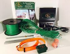 SportDog RF-104S In-Ground Fence System - Complete - Tested
