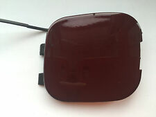 NISSAN ALMERA REAR BUMPER TOWING HOOK EYE COVER CAP MAROON 85071 BM400 (R137)