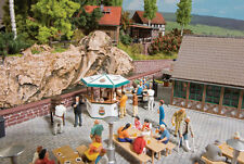 BUSCH HO SCALE 1/87 BEER GARDEN ACCESSORIES KIT | SHIPS IN 1 BUSINESS DAY | 1048