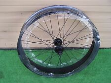 BIKE  REAR  FAT WHEEL  BLK  6B DISC  26 X 4.0 ORIG8 DAT-PRO101  8-10 SPD 36H