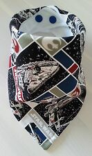 BABY BOYS BANDANA Dribble Bib. STAR WARS REBEL navi. grande regalo! little owl Bib
