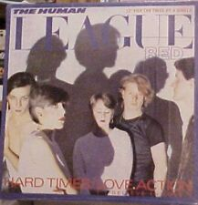 Human League Hard Times,Love Action Canada 12""