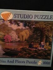 "John Sloane Bits and Pieces ""A Time to Remember"" 1000 Piece Jigsaw Puzzle, New!"