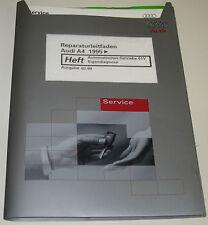 Werkstatthandbuch Audi A4 Typ B5 Automatisches Getriebe 01V  ab 1995!