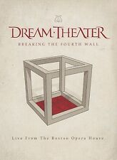 DREAM THEATER BREAKING DOWN THE FOURTH WALL  BLU RAY   ORCHESTRA  2 HOURS LIVE