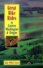 Great Bike Rides in Eastern Washington & Oregon-ExLibrary