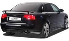 RDX. Heckansatz Audi A4 B7 Heckschürze Heckblende RS4-Look Mittelteil