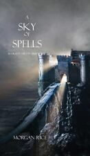 NEW - A Sky of Spells (Sorcerer's Ring) by Rice, Morgan