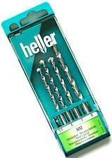 4pc Heller albañilería Drill Bit Set 5.5mm 6mm 7mm 8mm Ladrillo Cemento Piedra