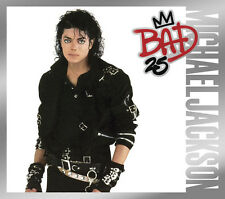 Bad-25th Anniversary (2cd) - Michael Jackson (2012, CD NEUF)
