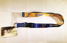 "St. Louis Blues Dual Color 24"" Lanyard"
