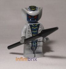 Lego Rattla from sets 9456, 9579, 9441 Kai's Blade Cycle Ninjago NEW njo033