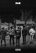 "013 Big Bang - South Korean Band BIGBANG Music Stars 14""x21"" Poster"