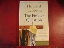 HOWARD JACOBSON - `THE FINKLER QUESTION` - EXCELLENT CONDITION