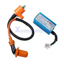 Racing CDI + Ignition Coil for Honda Dio Elite SB50 SA50 Spree SYM DD50 Arnada