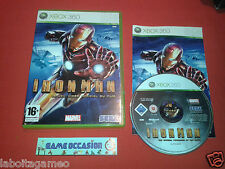 IRON MAN LE JEU VIDEO XBOX 360 MICROSOFT COMPLET PAL