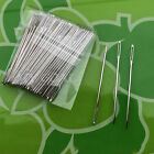 5CM 10Pcs Large Eye Embroidery Tapestry Darning Needle Sewing Bees Crafts Tools