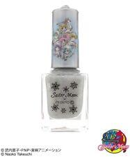 Sailor Moon x It's Demo natural Nail color nail polish silver From Japan