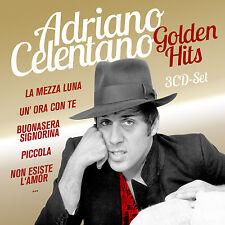 CD Adriano Celentano doré Hits 3CDs