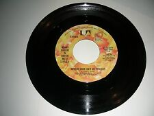 Kenny Rogers - Anyone Who Isn't Me Tonight  45 rpm vinyl  UA Records  NM 1978