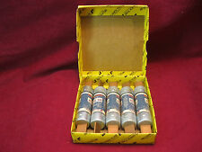 NOS Reliance Class K5 One Time use KON 100 amp 250 V fuse   Box of 5