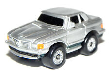 ORIGINAL 1987 MICRO MACHINES MERCEDES BENZ 450 SLC SILVER RARE!
