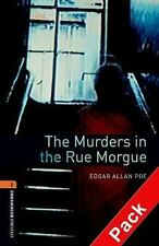 The Oxford Bookworms Library: Stage 2: the Murders in the Rue Morgue Audio CD Pa